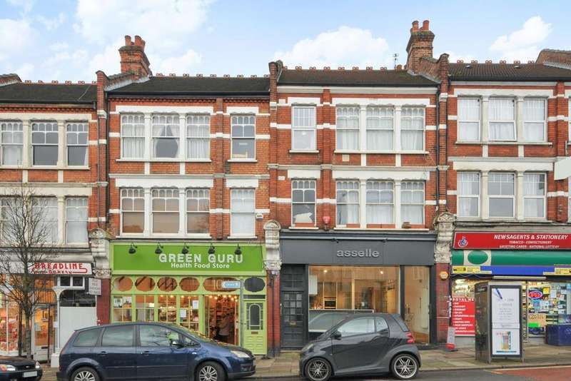3 Bedrooms Flat for sale in Alexandra Park Road, Muswell Hill, N10