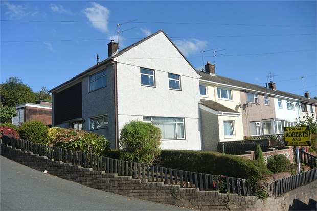 3 Bedrooms End Of Terrace House for sale in Julius Close, Caerleon, NEWPORT