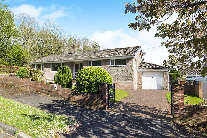 3 Bedrooms Detached Bungalow for sale in Standings Rise, Whitehaven, CA28