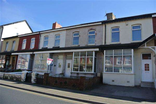 3 Bedrooms Terraced House for sale in Warley Road, Blackpool