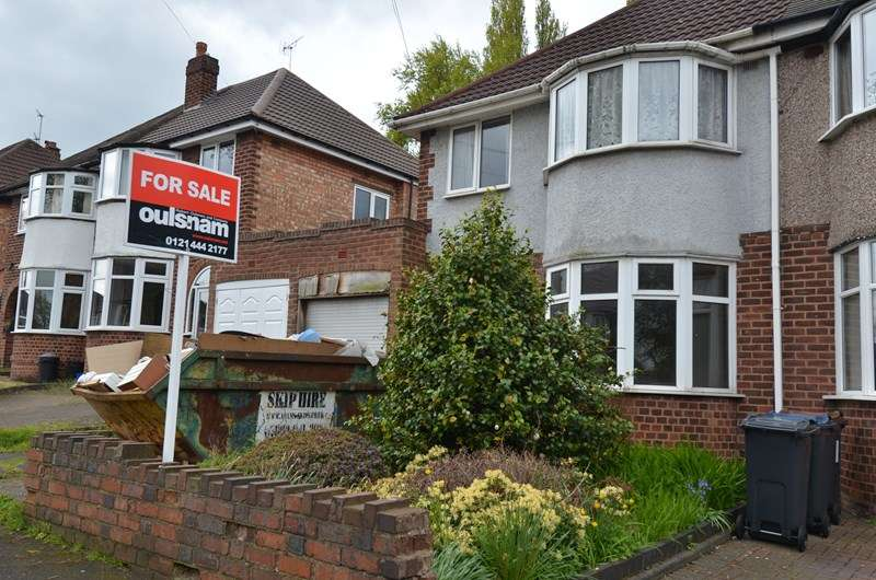3 Bedrooms Semi Detached House for sale in Westridge Road, Kings Heath, Birmingham