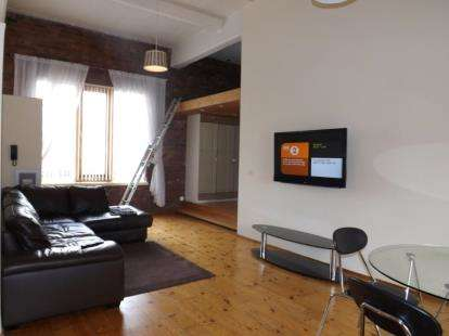 1 Bedroom Flat for sale in Concert Square Apartments, 29 Fleet Street, Liverpool, Merseyside, L1
