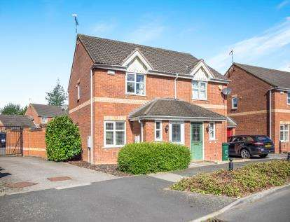 2 Bedrooms Semi Detached House for sale in Sidbury Road, Coventry, West Midlands