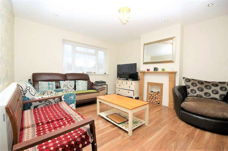 2 Bedrooms Maisonette Flat for sale in Whittington Way, Pinner