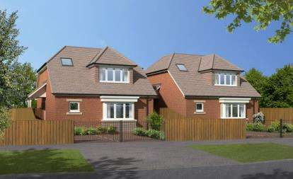 3 Bedrooms Detached House for sale in Hayling Island, Hampshire