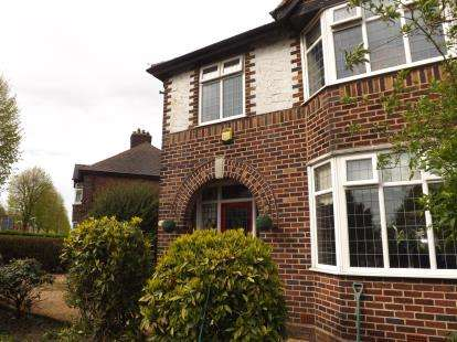 3 Bedrooms Semi Detached House for sale in Wilderspool Causeway, Warrington, Cheshire