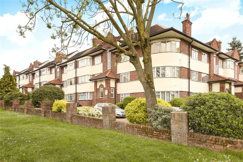 3 Bedrooms Apartment Flat for sale in Oxleay Court, Alexandra Avenue, Harrow, Middlesex, HA2