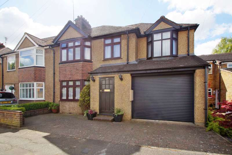 3 Bedrooms Semi Detached House for sale in Kingsland Road, Boxmoor, Hemel Hempstead
