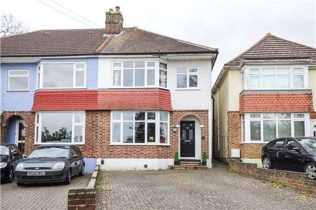 3 Bedrooms Semi Detached House for sale in Longlands Avenue, COULSDON, Surrey, CR5 2QY