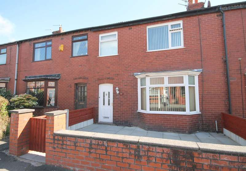 3 Bedrooms Terraced House for sale in Bridgeman Street, Farnworth, Bolton, BL4 7PR