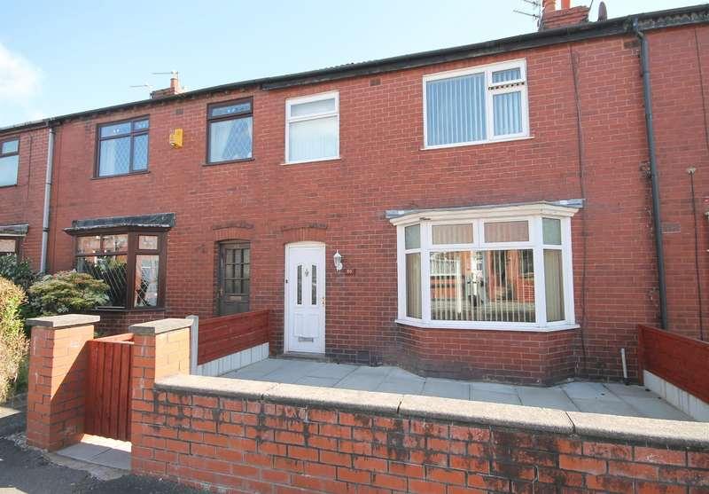 3 Bedrooms Terraced House for sale in Bridgeman Street, Farnworth, Bolton, BL4 7PR