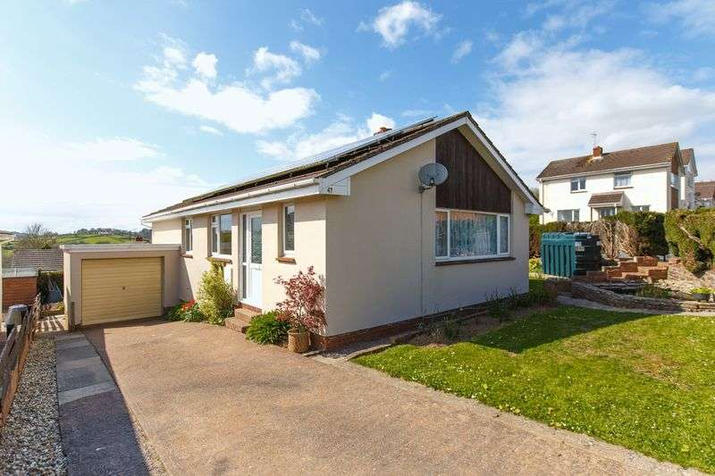 3 Bedrooms Detached Bungalow for sale in Highfield, Lapford