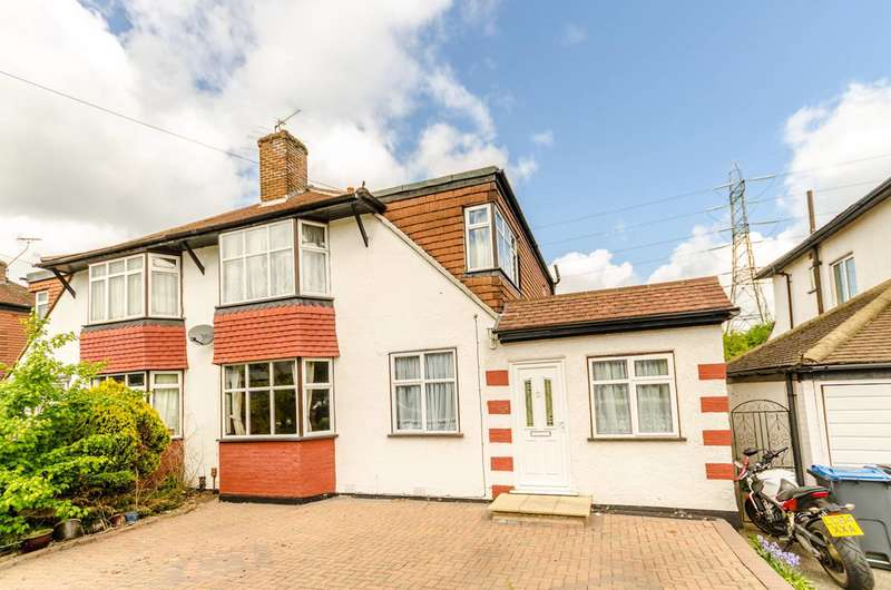 5 Bedrooms House for sale in Brockenhurst Avenue, Worcester Park, KT4