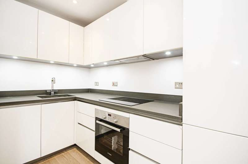 1 Bedroom Flat for sale in Fordwych Road, West Hampstead, NW2