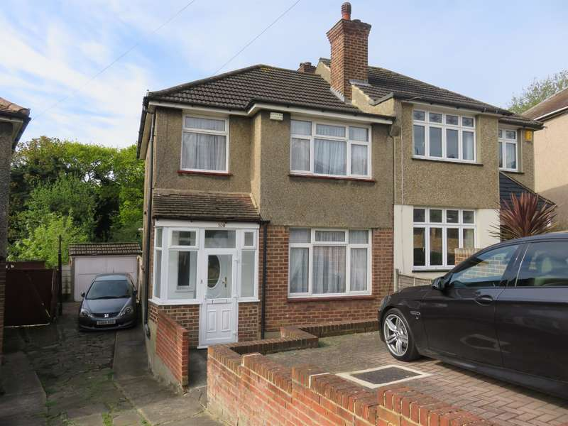 3 Bedrooms Semi Detached House for sale in Warland Road, Plumstead, London, SE18 2ET