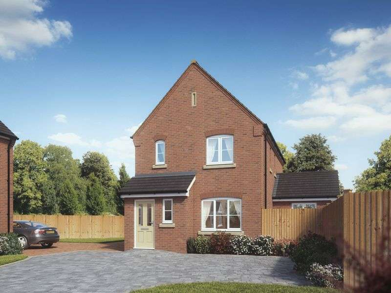 3 Bedrooms House for sale in Redfern Rise, Stafford