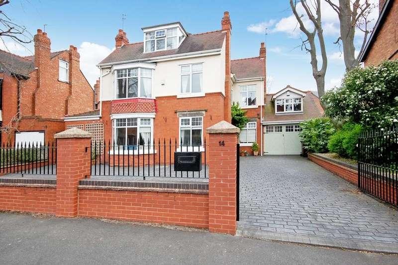 5 Bedrooms Detached House for sale in BALFOUR CRESENT, Newbridge, Wolverhampton WV6