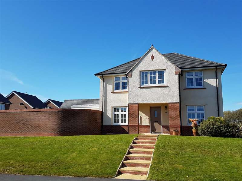 4 Bedrooms Detached House for sale in Santa Cruz Avenue, Lytham