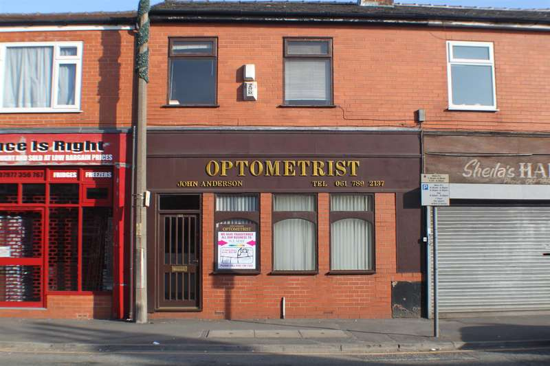 1 Bedroom Property for sale in Liverpool Road, Eccles, Manchester