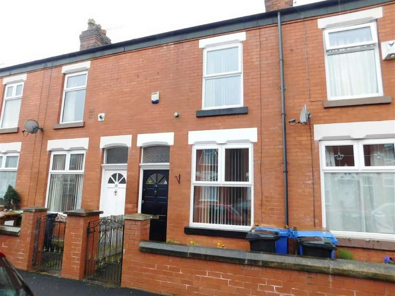 2 Bedrooms Property for sale in Ladysmith Street, Shaw Heath, Stockport