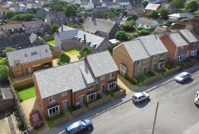 3 Bedrooms Semi Detached House for sale in JUBILEE ROAD, SWANAGE