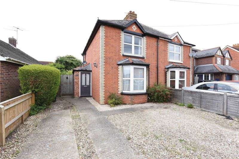 2 Bedrooms Semi Detached House for sale in Viewings available SATURDAY 29th April - Call to BOOK your time!