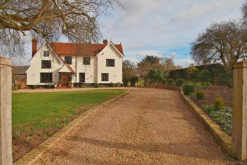 5 Bedrooms Detached House for sale in Kings Lane, Stisted