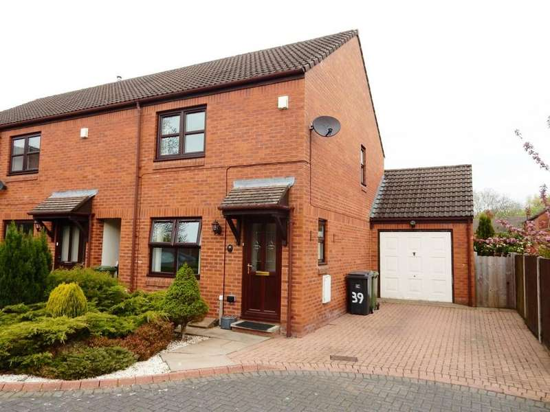 3 Bedrooms End Of Terrace House for sale in Coledale Meadows, Carlisle