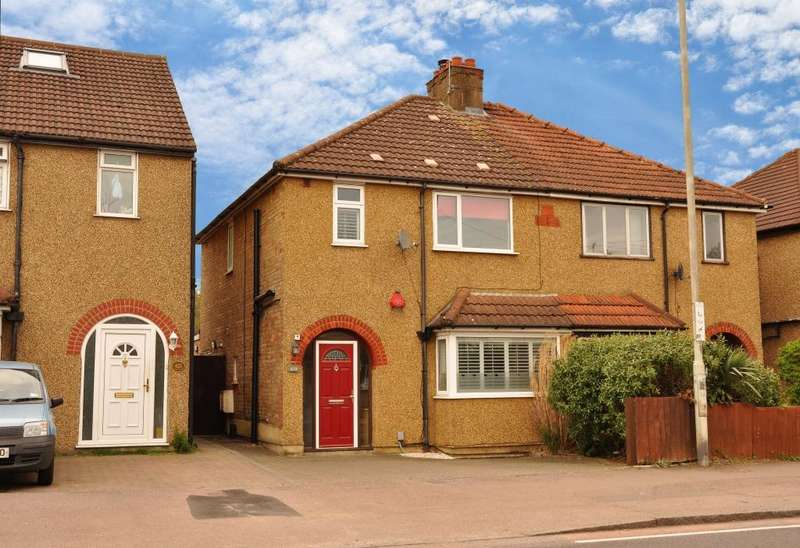 3 Bedrooms Semi Detached House for sale in Hatfield Road, St Albans, AL4