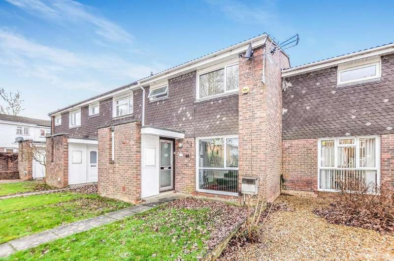 3 Bedrooms Terraced House for sale in Jewel Walk, Bewbush