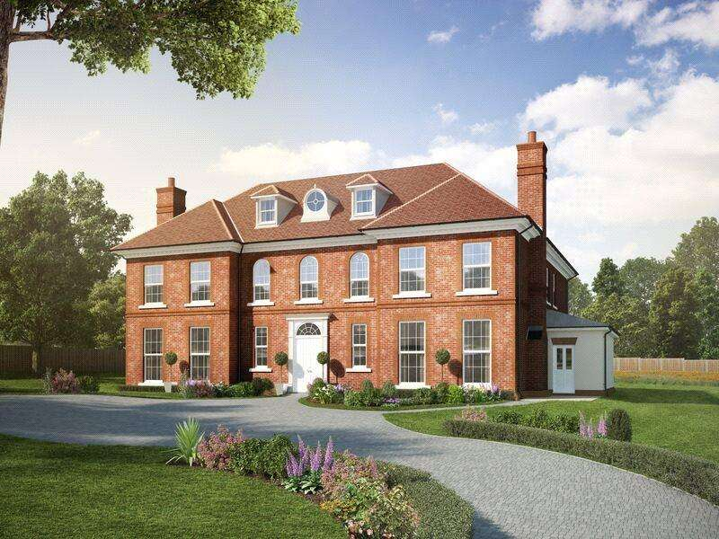 6 Bedrooms Detached House for sale in Wildernesse Avenue, Sevenoaks, Kent, TN15
