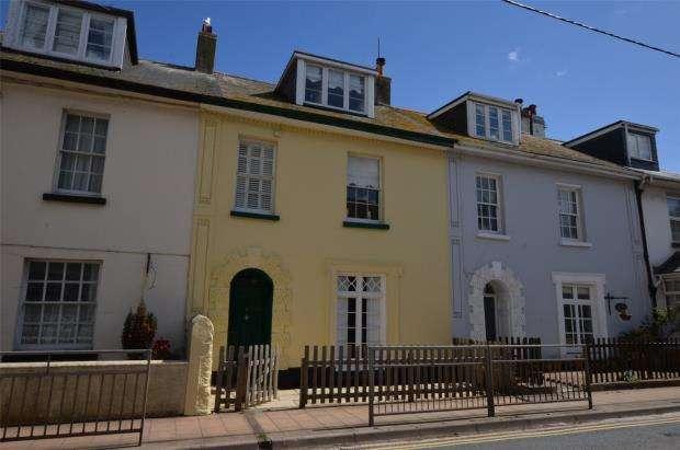 4 Bedrooms Terraced House for sale in Bridge Road, Shaldon, Devon
