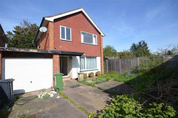 4 Bedrooms Detached House for sale in Regent Street, Exeter, Devon