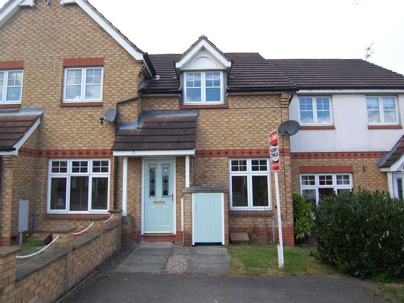 2 Bedrooms Town House for sale in Bluebell Way, Heanor