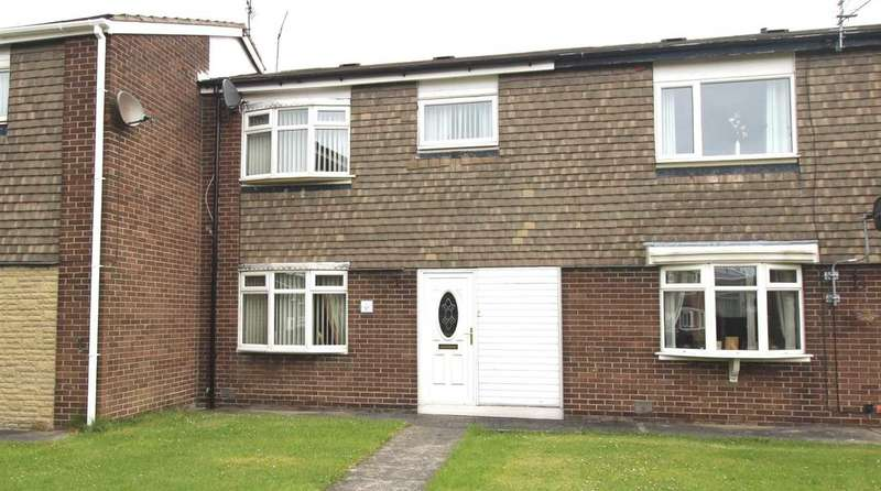 3 Bedrooms Terraced House for sale in Charles Drive, Fordley, Dudley