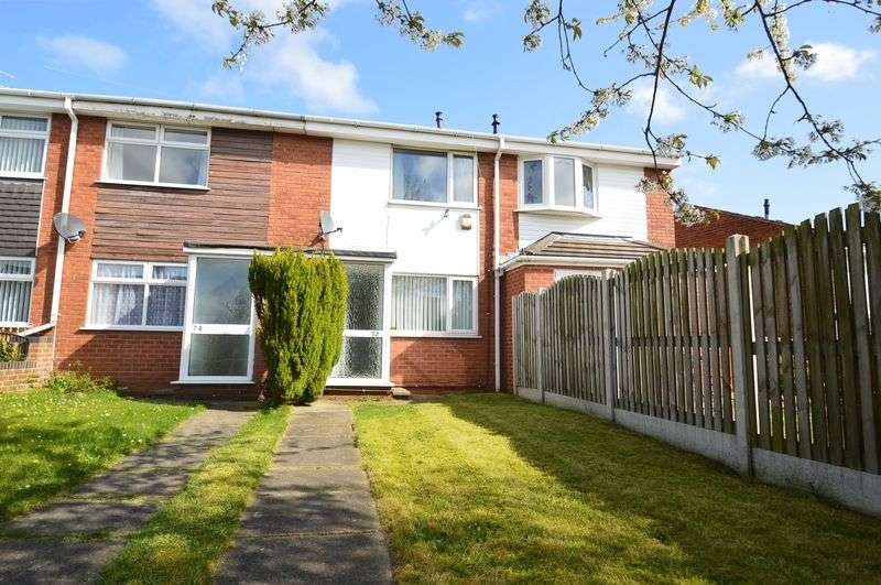 2 Bedrooms Terraced House for sale in Slant Lane, Shirebrook