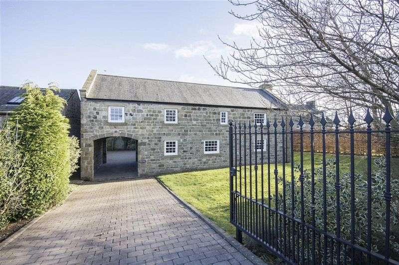4 Bedrooms Detached House for sale in Heddon On The Wall, Newcastle Upon Tyne