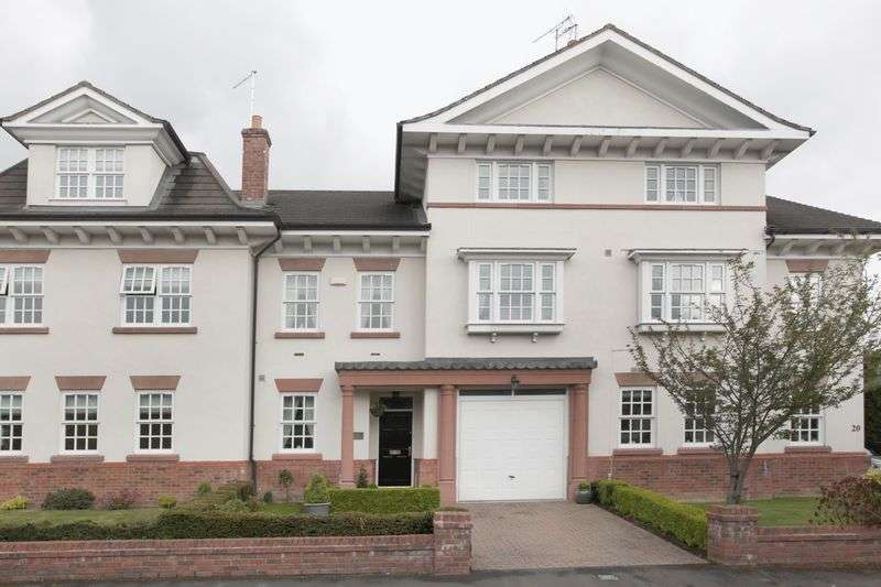 4 Bedrooms Terraced House for sale in Vale Road, Bowdon