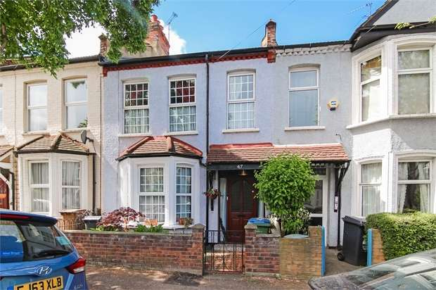 3 Bedrooms Terraced House for sale in Ruby Road, Walthamstow, London