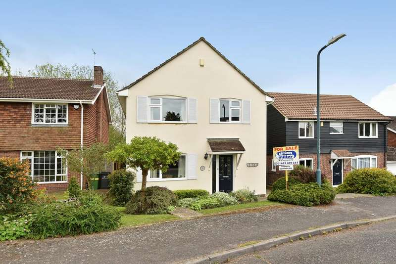 4 Bedrooms Detached House for sale in Copper Tree Court, Maidstone