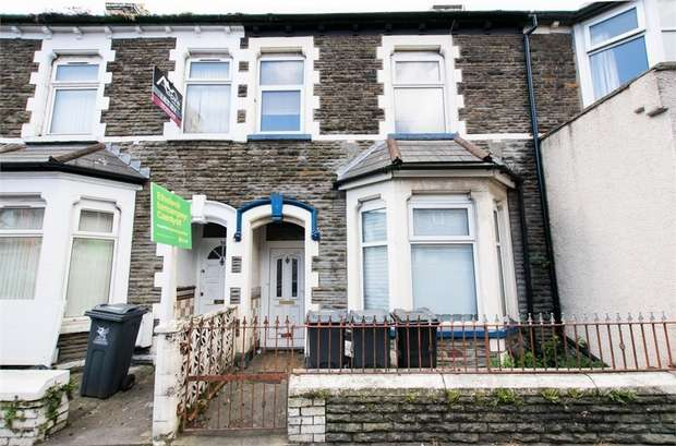 2 Bedrooms Flat for sale in Corporation Road, Grangetown, Cardiff