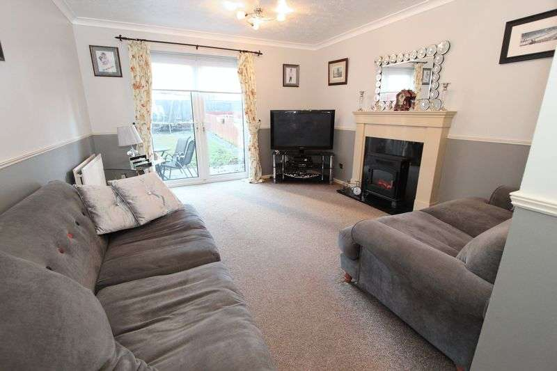 2 Bedrooms Semi Detached House for sale in The Strand, Silksworth, Sunderland