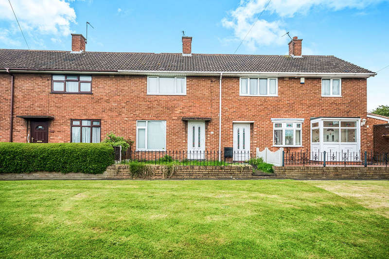 2 Bedrooms Semi Detached House for sale in Shepherd Drive, Willenhall, WV12