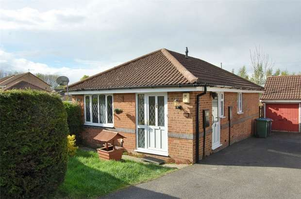 2 Bedrooms Detached Bungalow for sale in Oswald Way, RUGBY, Warwickshire