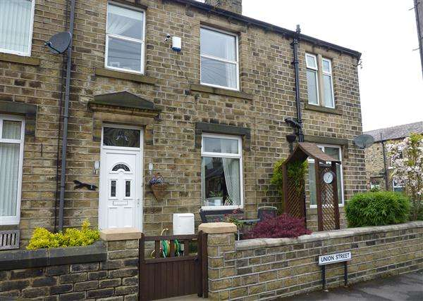 3 Bedrooms End Of Terrace House for sale in Union Street, Slaithwaite, Huddersfield