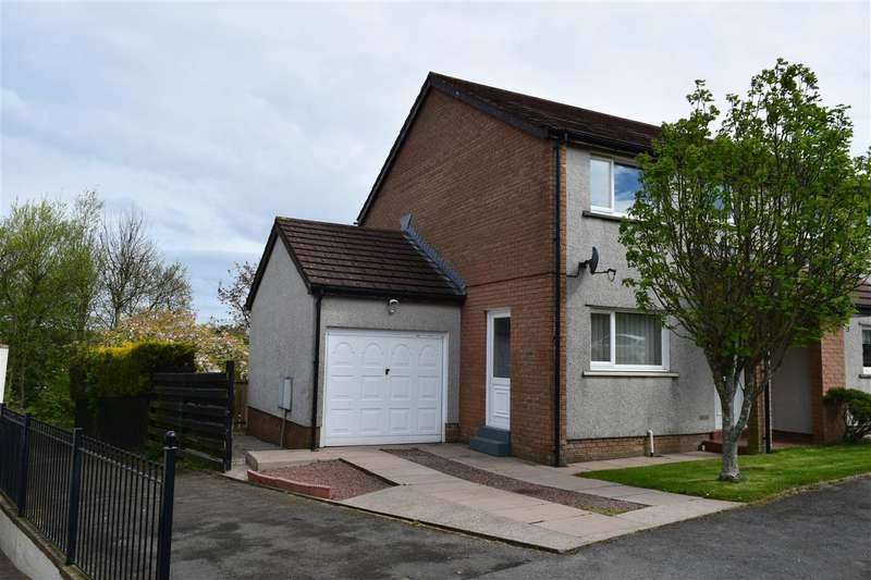 3 Bedrooms Semi Detached House for sale in Ling Beck Crescent, Seaton, Workington