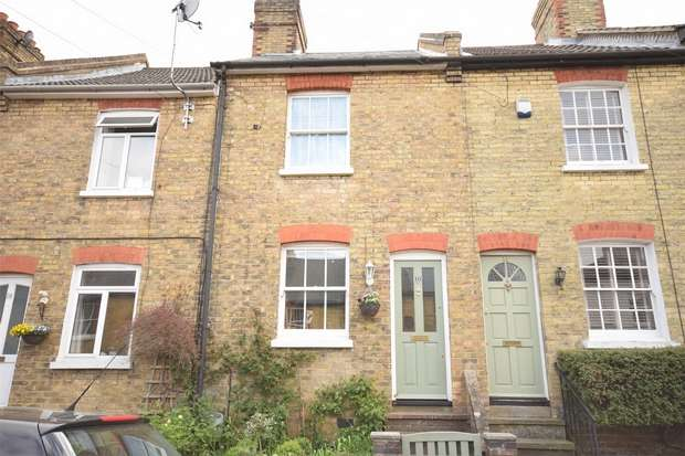 2 Bedrooms Terraced House for sale in Sandy Lane, SEVENOAKS, Kent