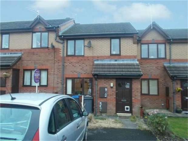 2 Bedrooms Terraced House for sale in Elmridge Crescent, Blackpool, Lancashire