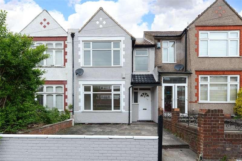 3 Bedrooms Terraced House for sale in Seymour Villas, London