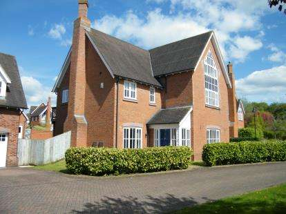 4 Bedrooms Detached House for sale in Sandford Crescent, Weston, Crewe, Cheshire